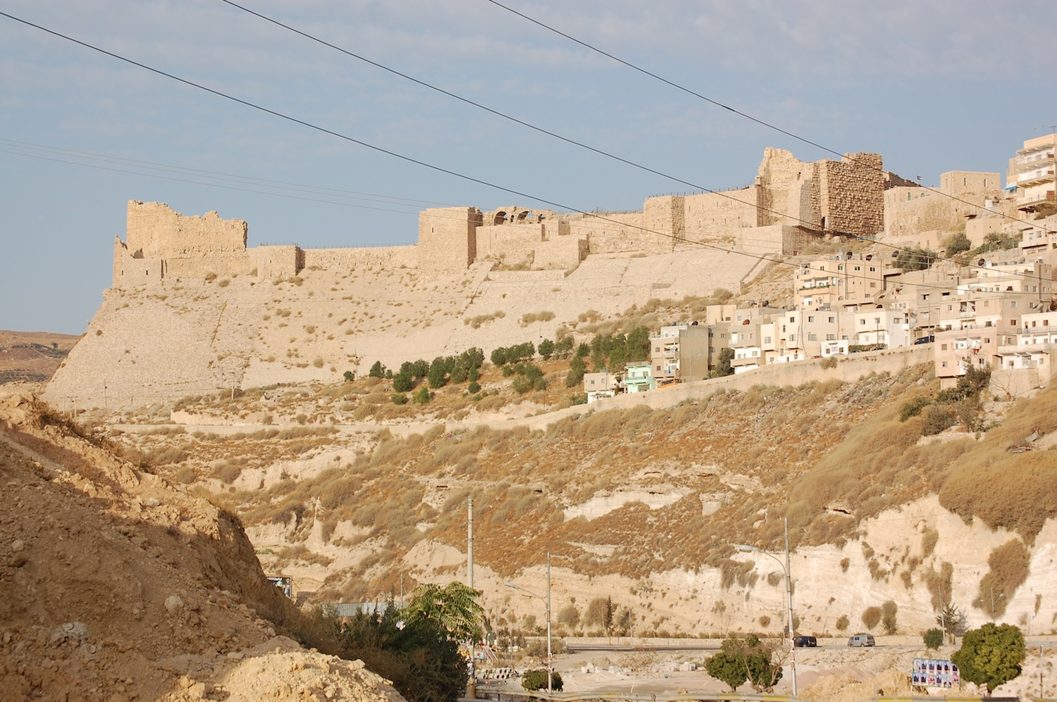 Karak Jordan  city photos : The Crusader/Mamluk castle in Karak