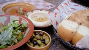 Lebanese mezze is super yummy!  Better than in Istanbul.